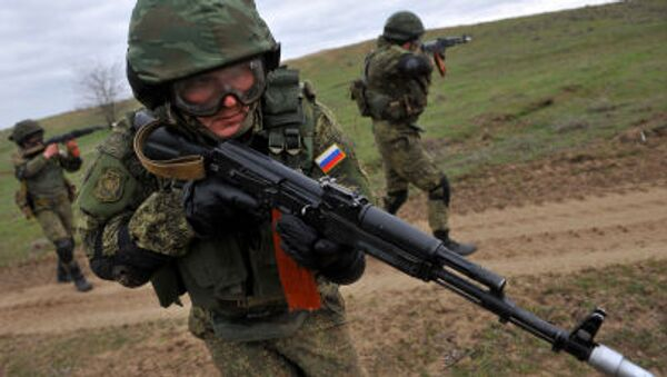 Professional soldiers now outnumber their conscript counterparts in the Russian Army, for the first time in Russian history, Defense Minister Sergei Shoigu told Russian media on Tuesday. - Sputnik International
