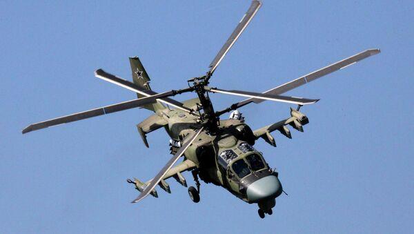Ka-52 Alligator helicopter - Sputnik International
