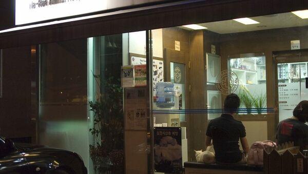 Animal Hospital (one of many),  Seoul,   South Korea - Sputnik International