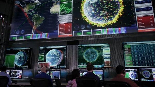 Space Fence radar system - Sputnik International