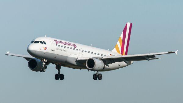Germanwings, Airbus A320 - Sputnik International