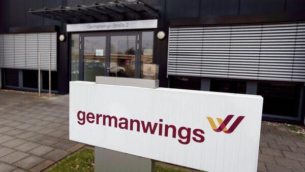 Germanwings headquarters - Sputnik International