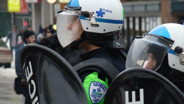 Montreal police - Sputnik International