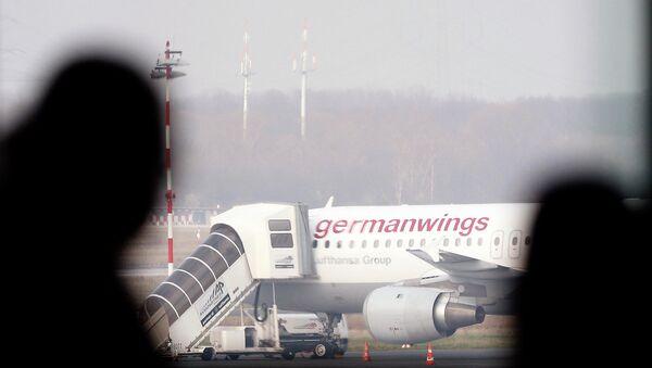 Germanwings aircraft - Sputnik International