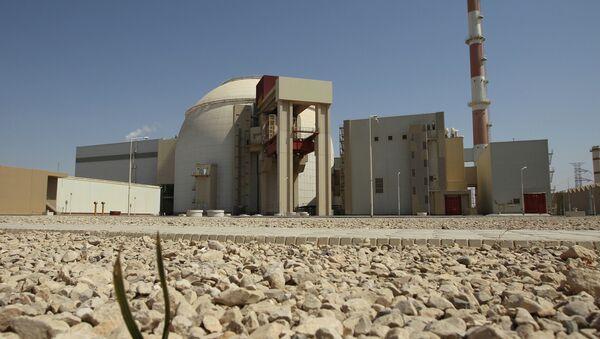 Bushehr Nuclear Power Plant launched - Sputnik International