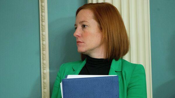 State Department spokeswoman Jen Psaki - Sputnik International