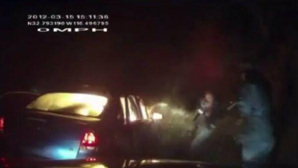Border Patrol Taser Ignites Car Fire, Kills Driver - Sputnik International