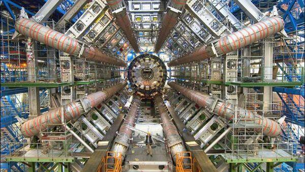 The Large Hadron Collider/ATLAS at CERN - Sputnik International