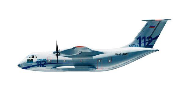 Il-112 - Sputnik International