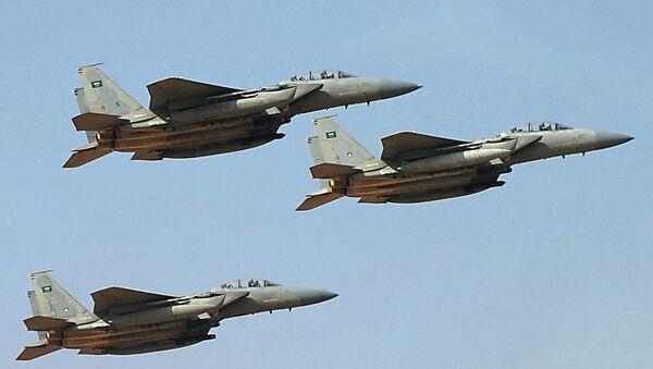 Jet fighters of the Saudi Royal air force - Sputnik International