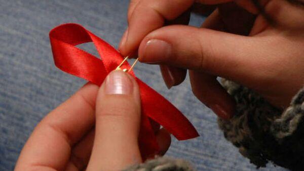 HIV Ribbon - Sputnik International