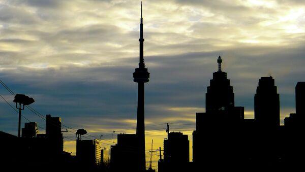 Toronto skyline - Sputnik International