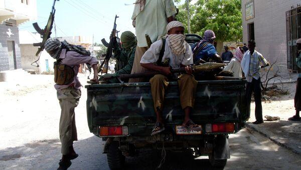 Al-Shabaab Militants - Sputnik International