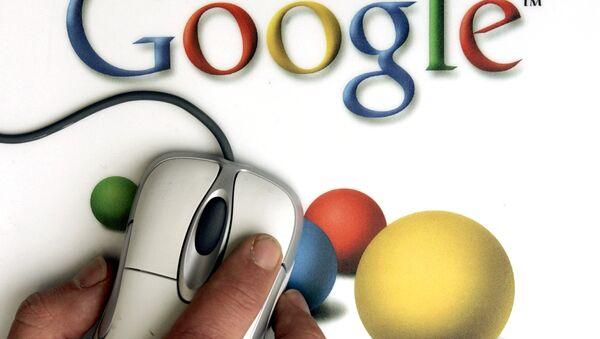 Google logo - Sputnik International