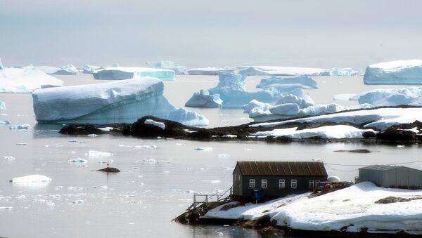 Vernadsky Station in Antarctica - Sputnik International