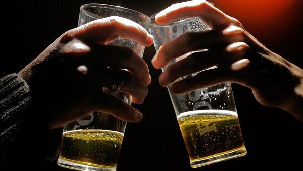 Two pints of beer - Sputnik International