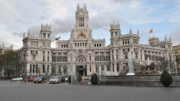 Cybele Palace, Madrid - Sputnik International