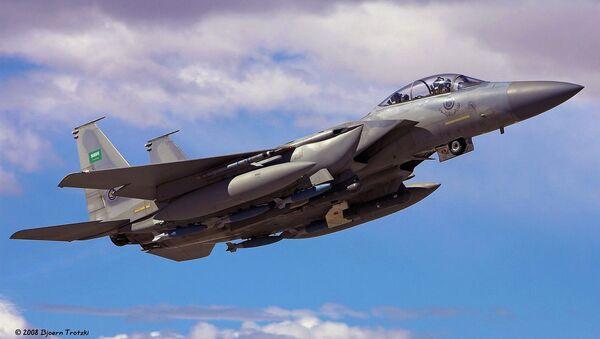 RSAF F-15S - Sputnik International