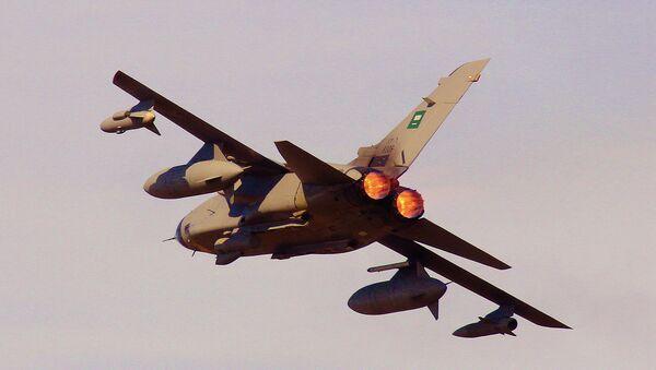 Tornado - Royal Saudi Air Force - Sputnik International