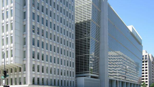 The World Bank Group headquarters bldg. in Washington, D.C. - Sputnik International