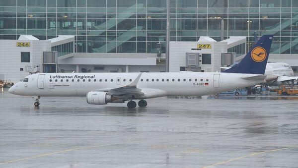 Lufthansa CityLine Embraer ERJ 195 - Sputnik International