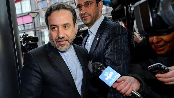 Iranian Deputy Foreign Minister Abbas Araqchi. File photo  - Sputnik International