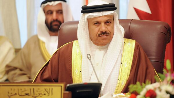 Secretary General of the Gulf Cooperation Council (GCC), Abdullatif al-Zayani - Sputnik International