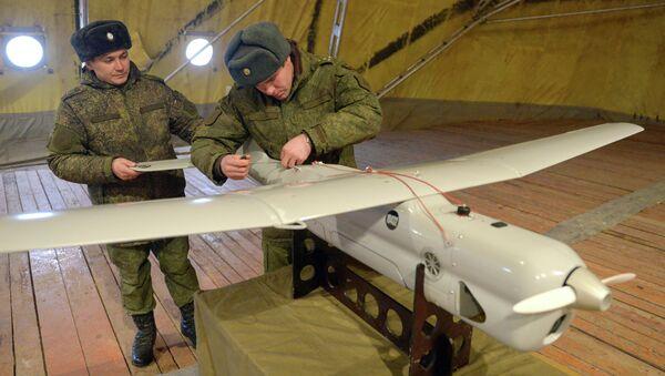 Orlan-10 unmanned aerial vehicle - Sputnik International