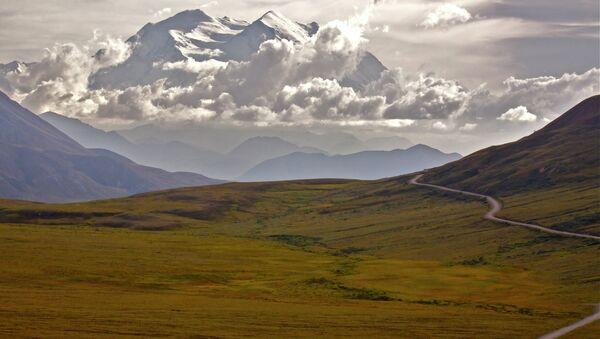 Alaska's Mt Denali - Sputnik International