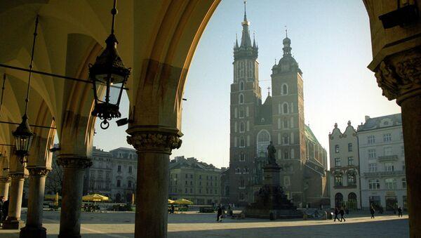 Krakow. File photo - Sputnik International