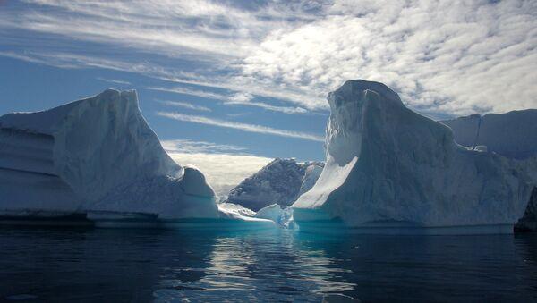 Antartica - Sputnik International