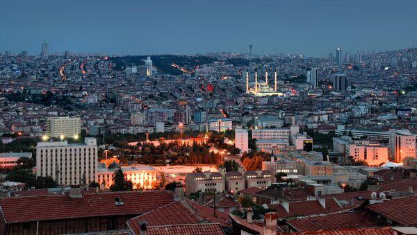 Ankara, Turkey - Sputnik International