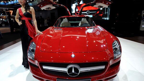 Mercedes-Benz: Quality That Lasts Over a Century - Sputnik International