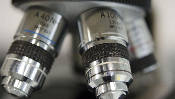 Microscope - Sputnik International