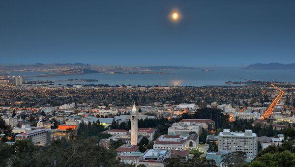 Berkeley California - Sputnik International