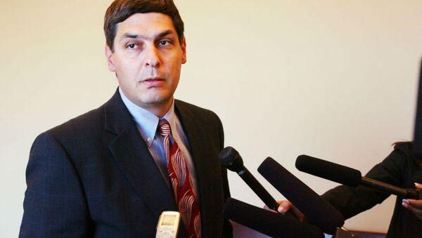 Former Nashville Assistant District Attorney Brian Holmgren - Sputnik International