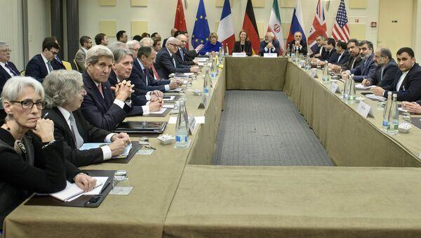 A meeting with P5+1 - Sputnik International