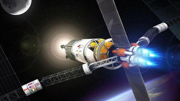 Ad Astra Rocket Company's VASIMR engine could make a journey to Mars just 39 days. - Sputnik International