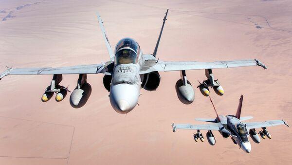 F-18 Hornet - Sputnik International