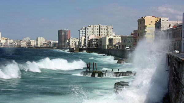South Florida ferry company CubaKat has already announced planning trips by sea to Cuba. - Sputnik International