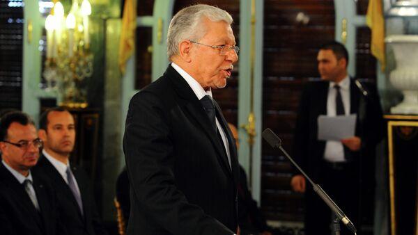 Tunisian Foreign Minister Taieb Baccouche - Sputnik International