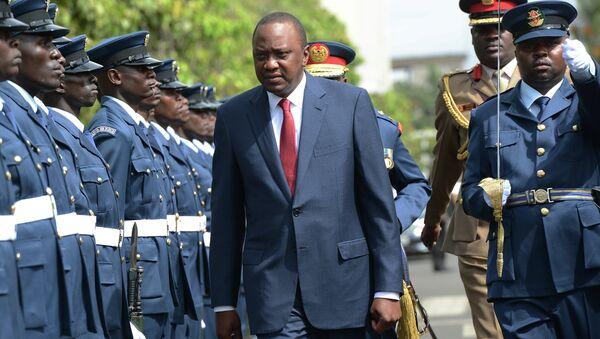 Kenya's President Uhuru Kenyatta - Sputnik International