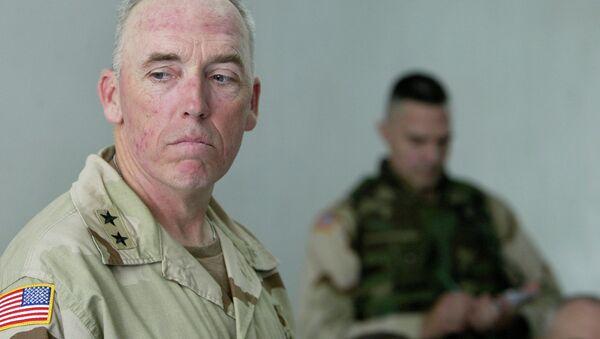 United States Major General Geoffrey Miller - Sputnik International