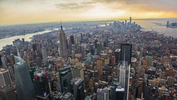 New York Skyline - Sputnik International