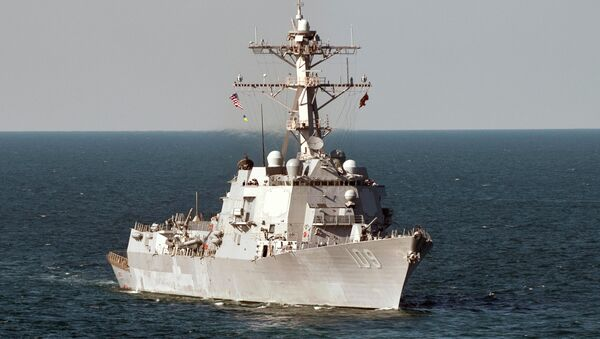 USS Jason Dunham operates in the Black Sea - Sputnik International