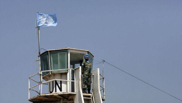 United Nations Interim Force in Lebanon Observation Post - Sputnik International