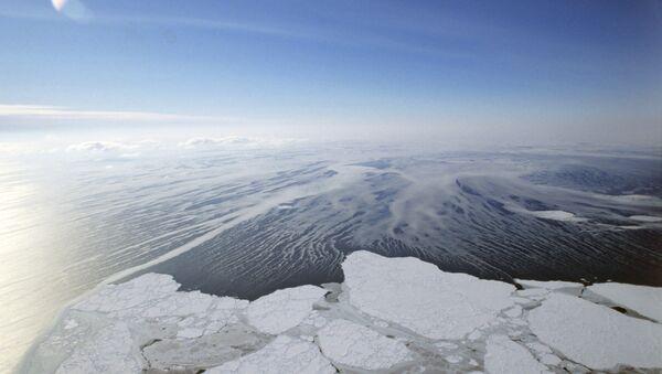 Bering Strait connecting the Chukchi Sea and the Bering Sea. Chukotka Autonomous Region - Sputnik International