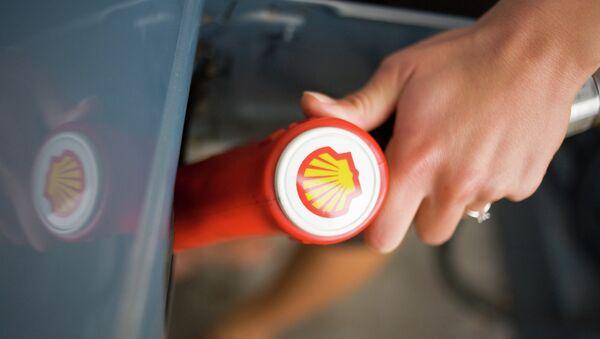 Shell logo - Sputnik International
