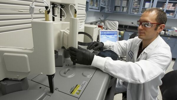 Antibody/antigen interaction measurement. - Sputnik International