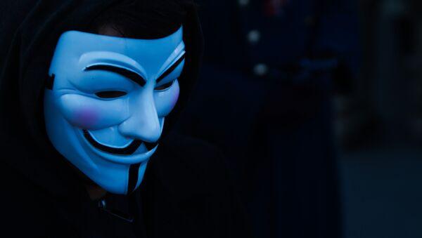 Anonymous - Sputnik International